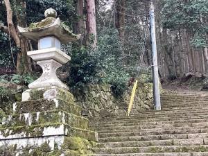 坂本の比叡山入り口1