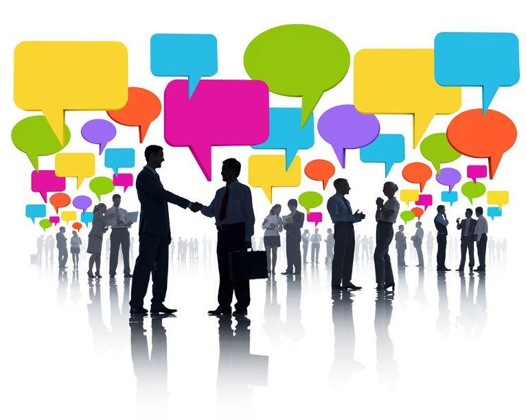 コミュニケーションは力関係のバランスをとる