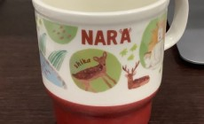 スターバックスの奈良のカップ